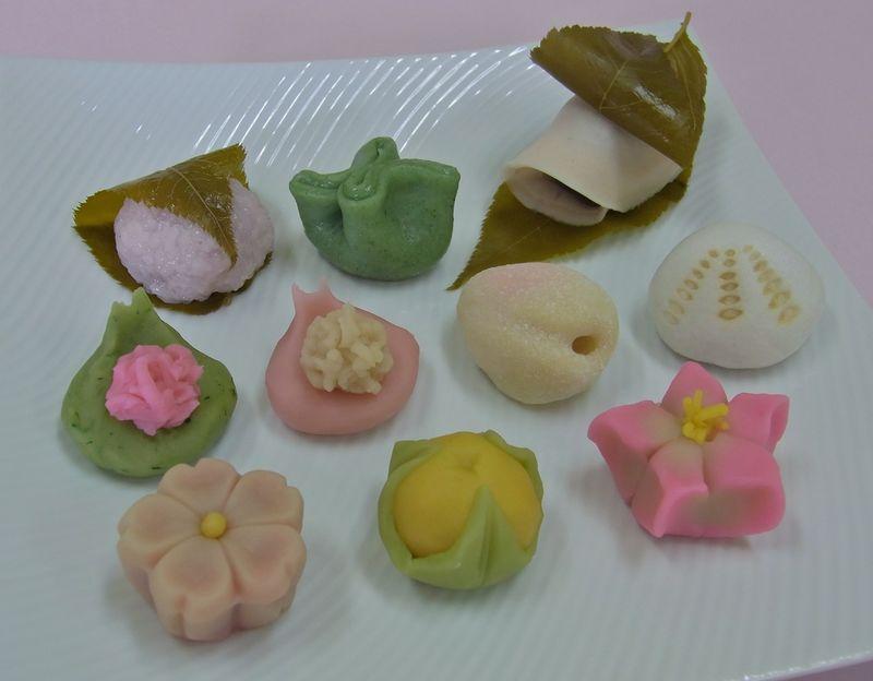 雛祭り生菓子