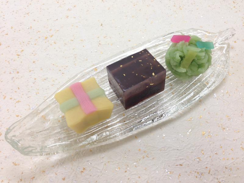 七夕上生菓子